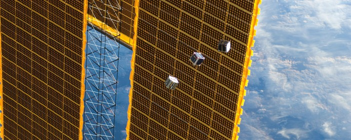 CubeSats_launched_by_ISS_Expedition_331